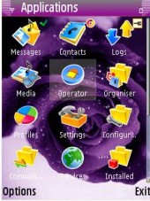 Темы для Nokia E50